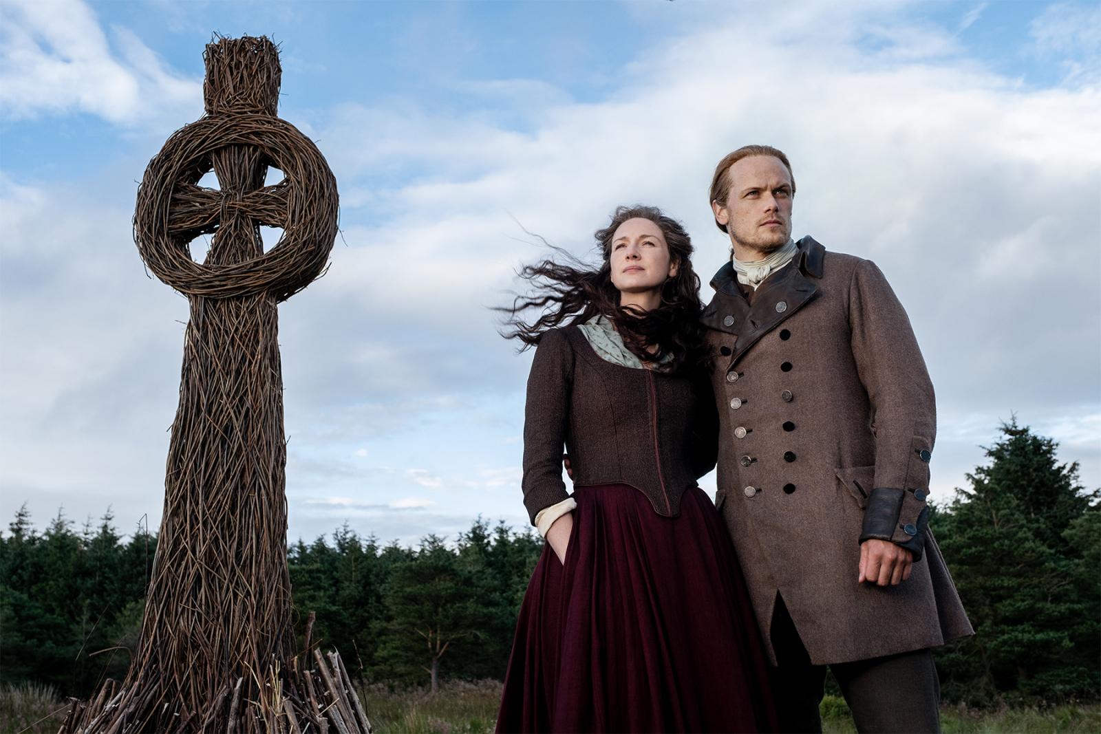 Outlander season 5 premiere review: A Fraser's Ridge wedding
