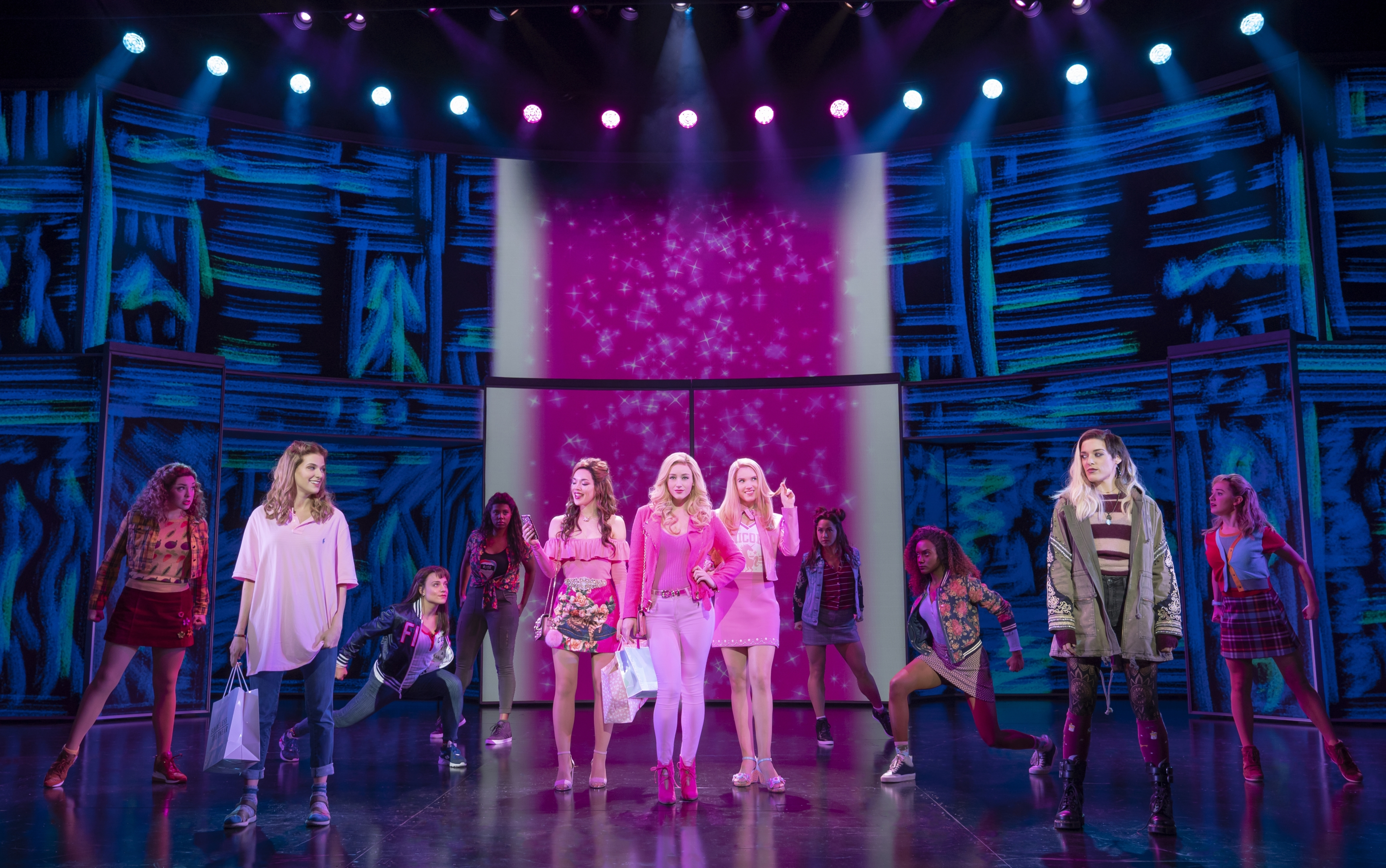 Mean Girls the Musical: A cautionary tale that teaches everyone to be fearless