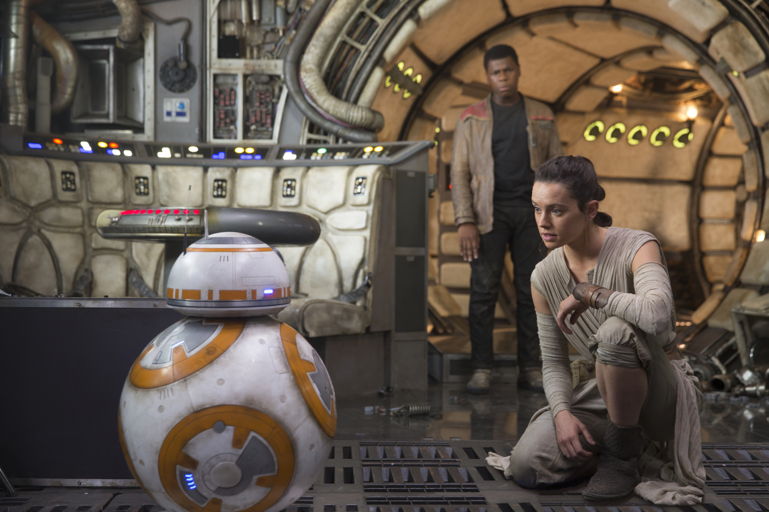 Hiatus who? A new Star Wars movie might be on the horizon