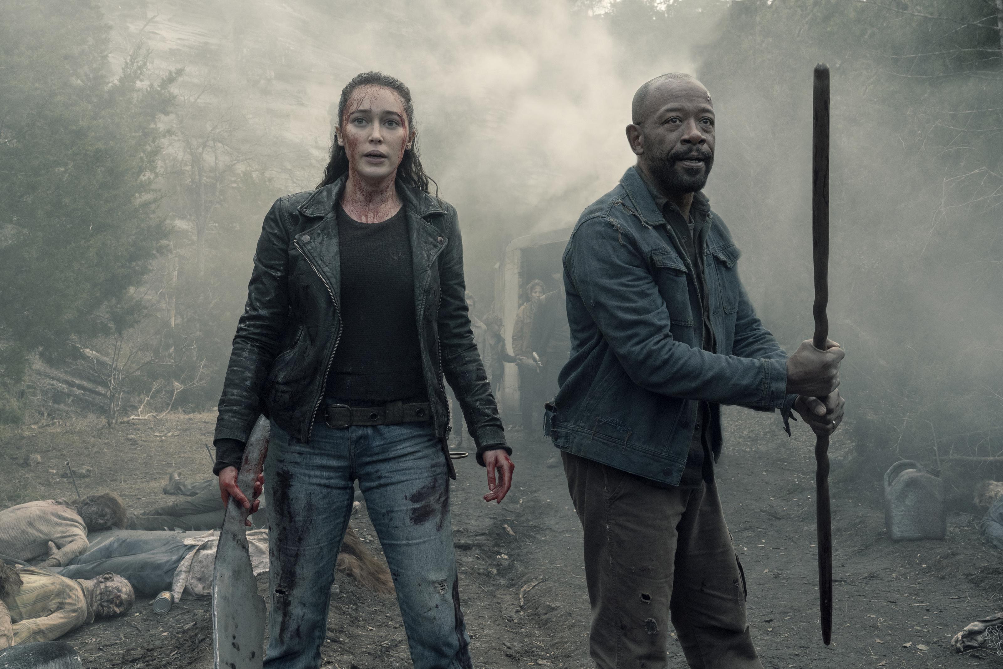 Fear The Walking Dead Episode 5 Stream Deutsch