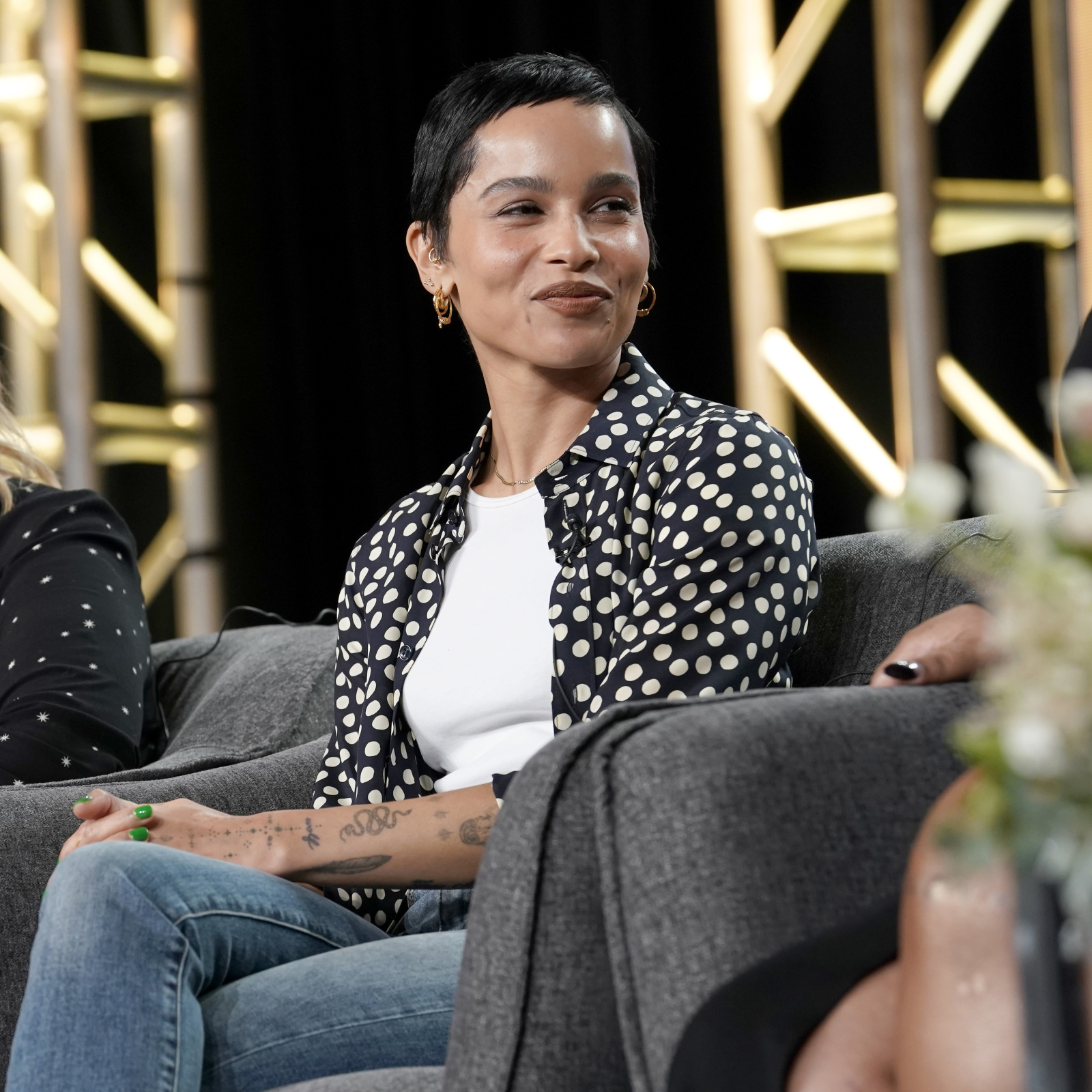 Zoë Kravitz talks the pressures of becoming the next Catwoman