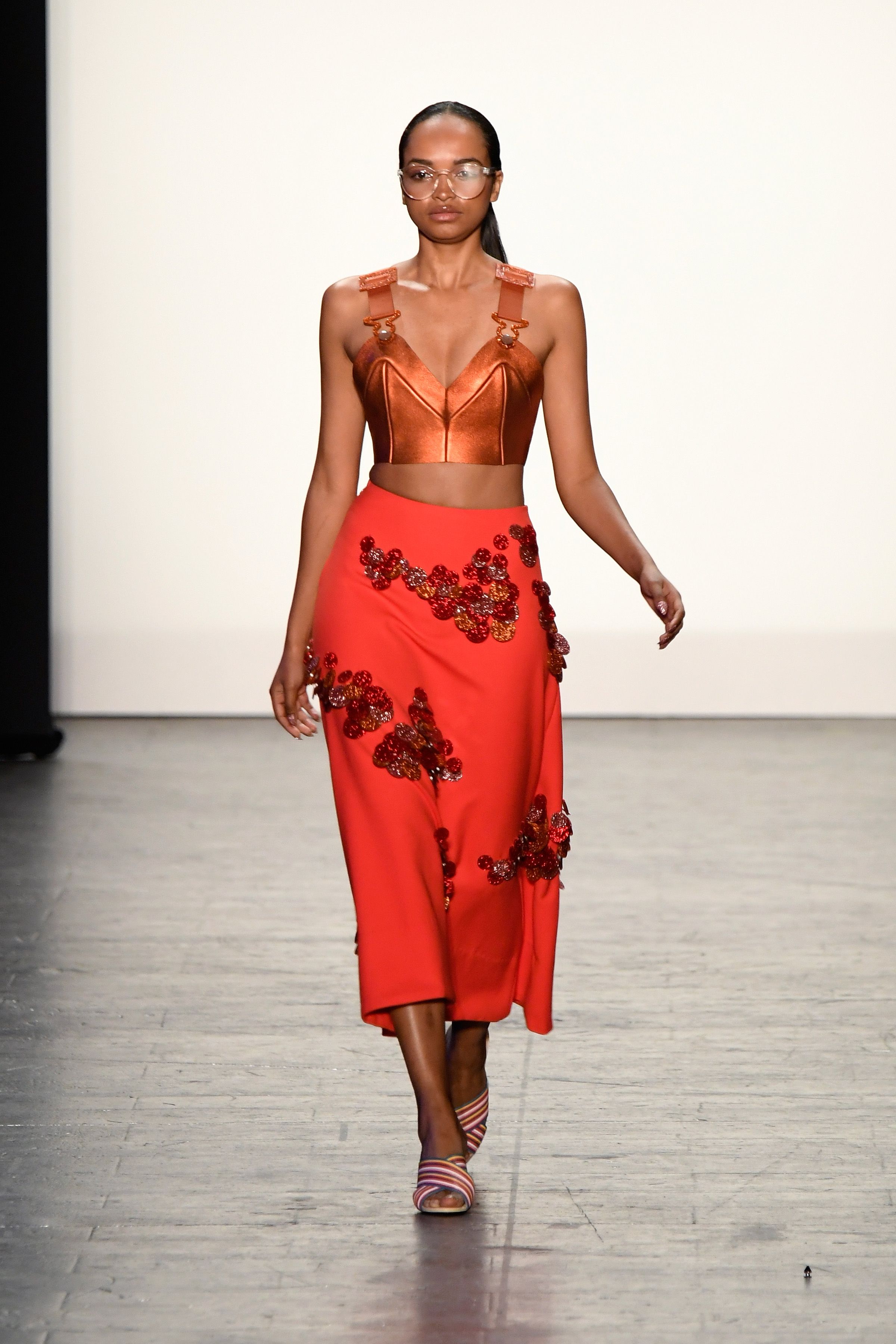 Project Runway Shows Completely Blind At NYFW