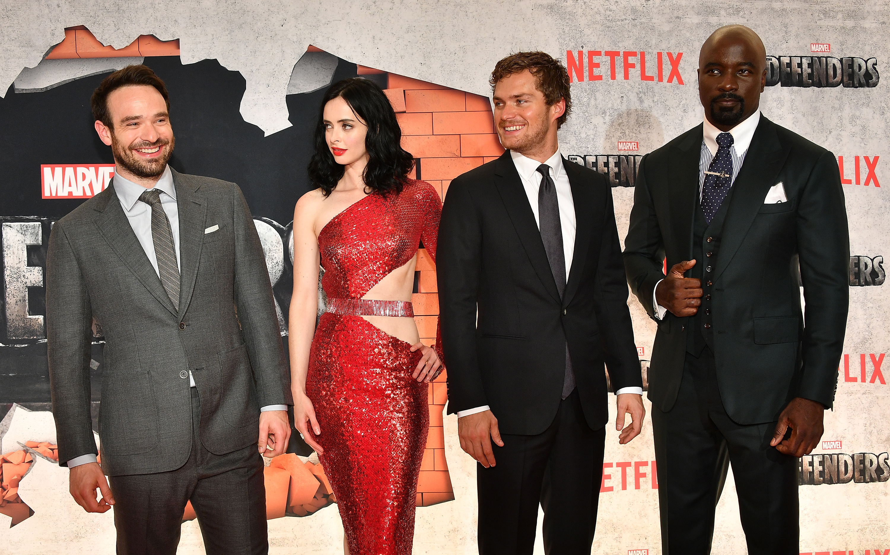 Watch The Final Trailer For 'Marvel's The Defenders'