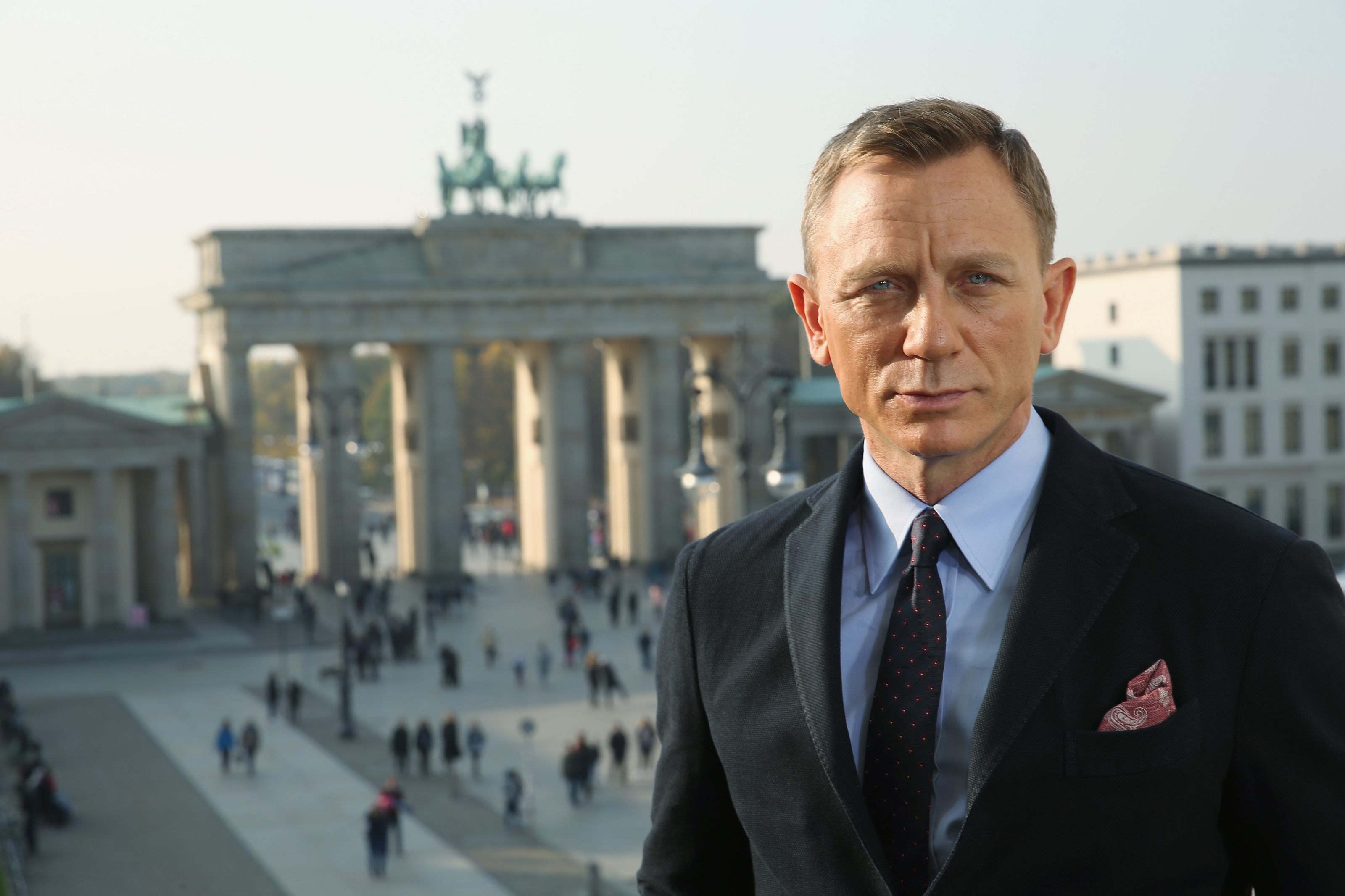 No Time To Die? More like all the time, because it'll be the longest Bond movie yet